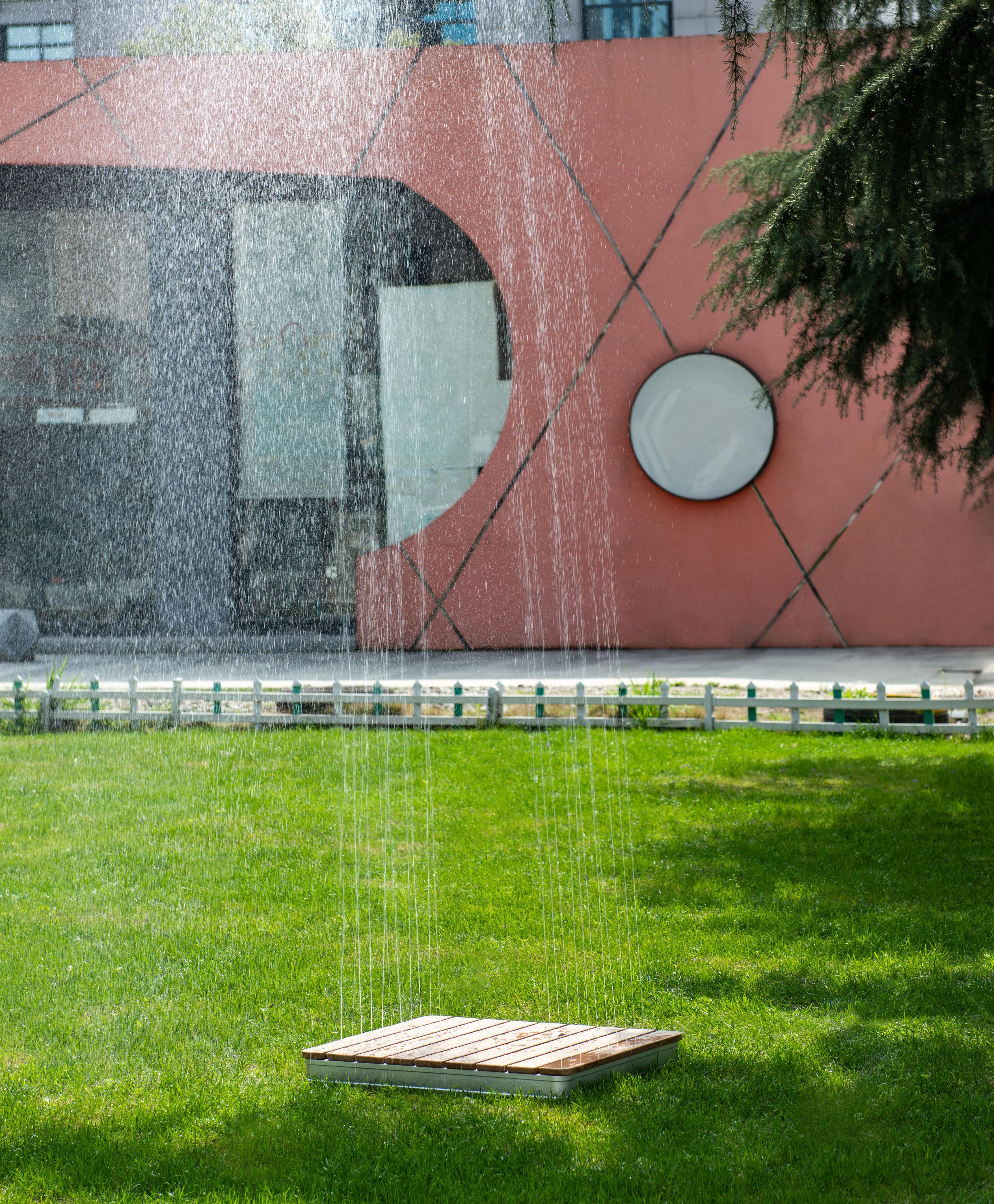 Gartendusche für den Garten, Außendusche Outdoor-Dusche, Campingdusche