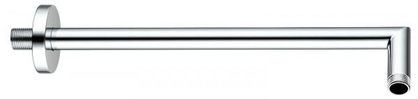 Brausearm rund 330 mm Brausekopf Duschkopf Kopfbrause Regenbrause EB 20