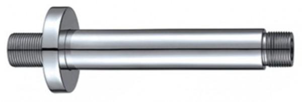Brausearm lang rund 165mm 16,5 cm: Brausedusche Duschbrause Regendusche ZB Ø 28